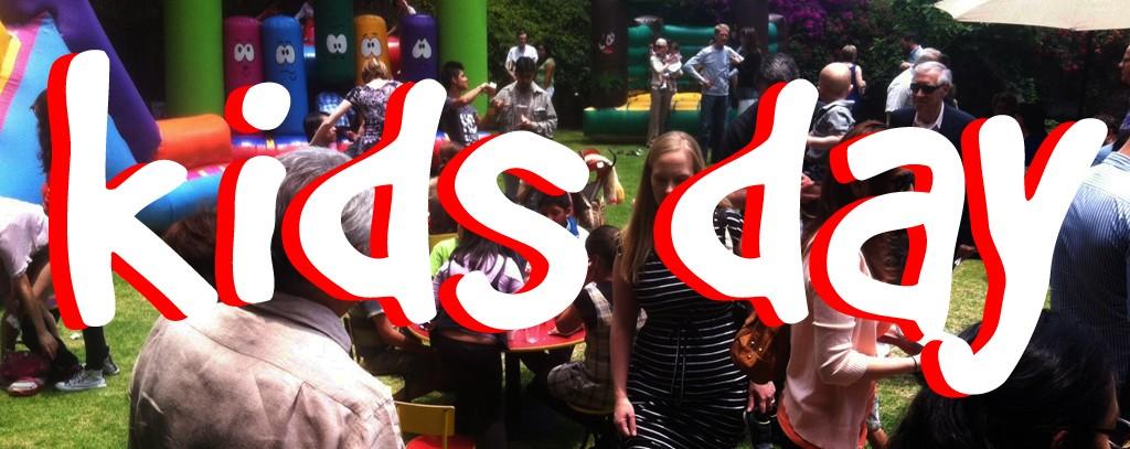 Kids day 2015 SLIDE